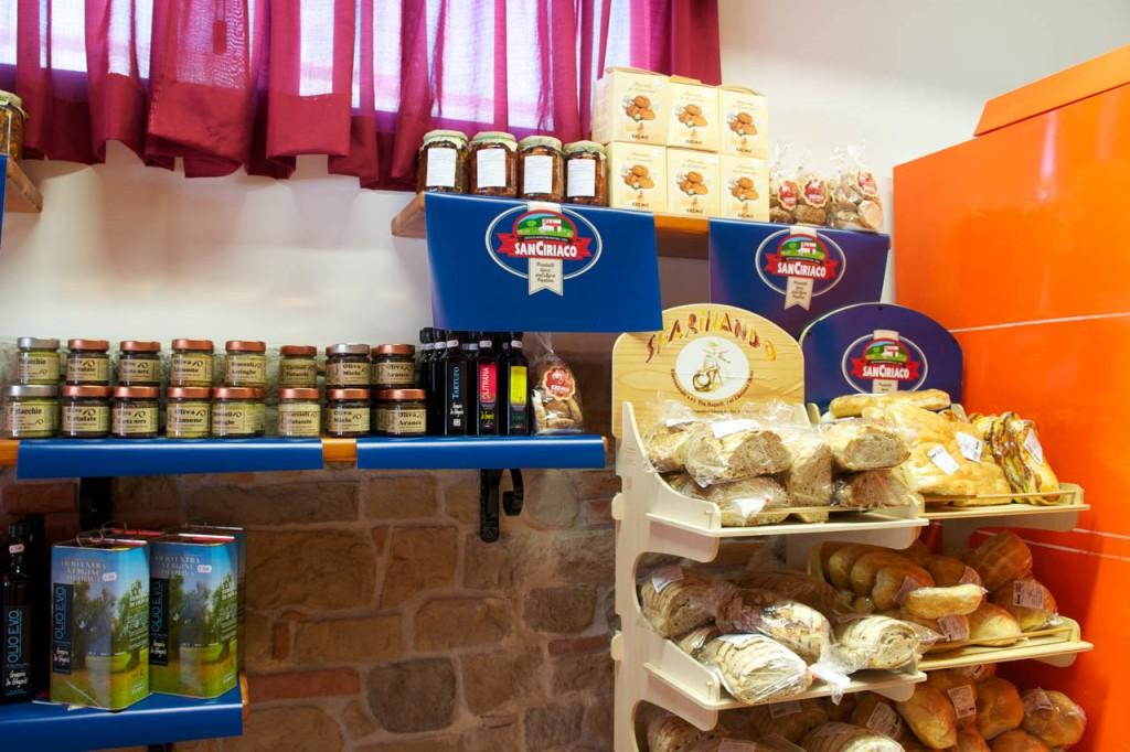 Norcineria   San Ciriaco